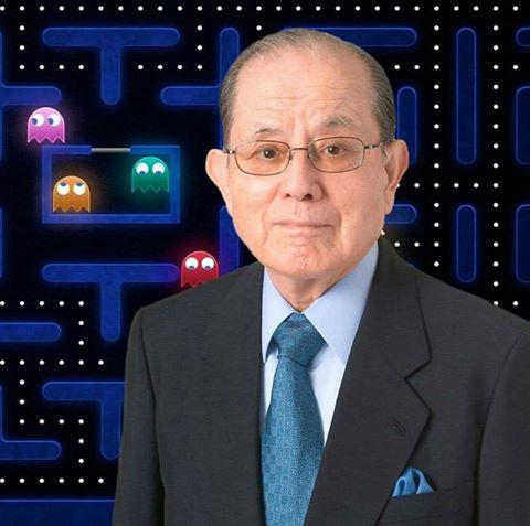 Creator of Pac-Man, Masaya Nakamura